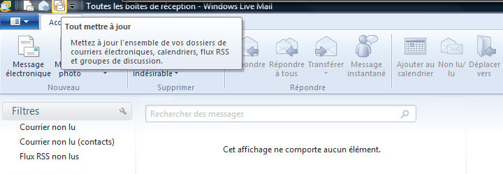 Comment Param 233 Ter Une Bo 238 Te Mail Windows Live Mail
